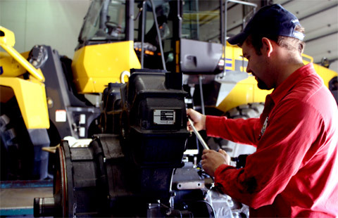 Construction Equipent Inspection