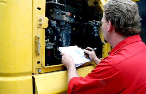 Certifying Construction Equipment