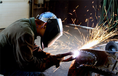 AIS Professional Construction Welders