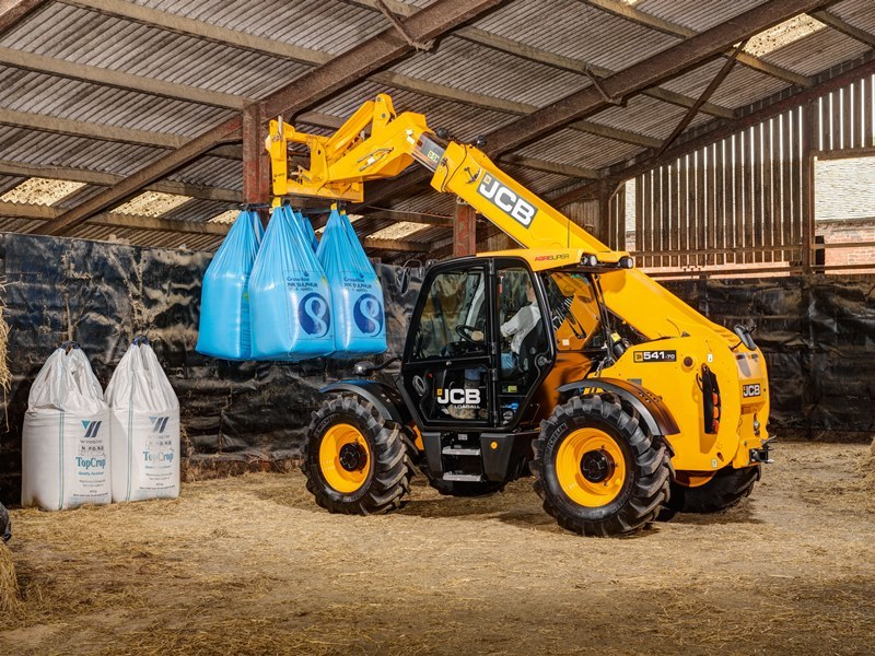 JCB Construction Equipment | New Construction and