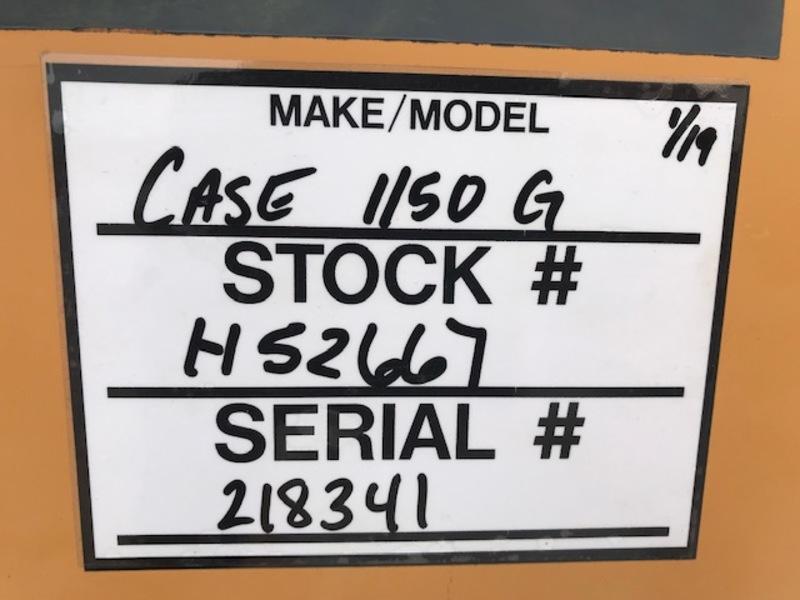 Case 1150G | Dozer | Pre-Owned Machines | AIS Equipment