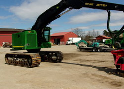Forestry | Pre-Owned Machines | AIS Equipment